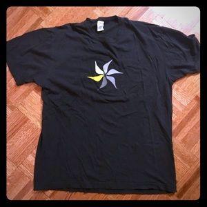 Turnstone Dark Gray T-shirt by Jerico